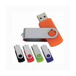 Pendrive Giratorio 1,2,4,8,16,64 GB